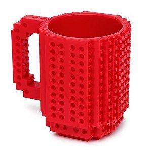 Caneca - LEGO Blocos de Montar