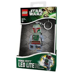 Chaveiro - LEGO Boba Fett
