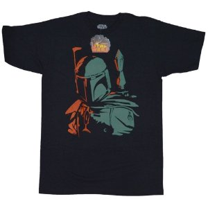 Camiseta - Boba Fett