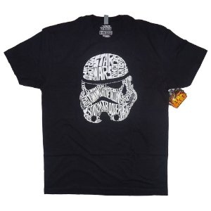 Camiseta - Code of the Trooper