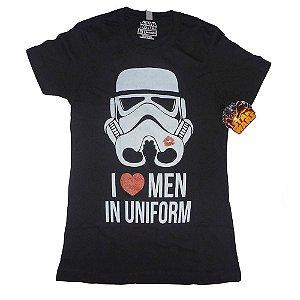 Blusa - Men In Uniform