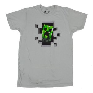 Camiseta - Creeper Inside