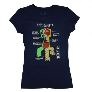 Blusa - Creeper Anatomy