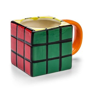 Caneca - Cubo Mágico