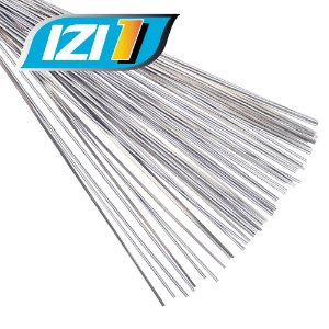 Kit 10 unidades Vareta para Solda Alumínio x Cobre com Fluxo Izi1 Migrare