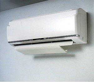 Defletor Ar Condicionado / Direcionador de Ar para Evaporadora de 7000 à 12000 Btus