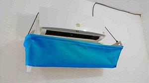 Coletor para Limpeza de Ar Condicionado Split / Saco para Limpeza