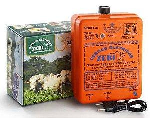 Cerca Elétrica Rural Zebu Zk120 Cercas de Médio Porte