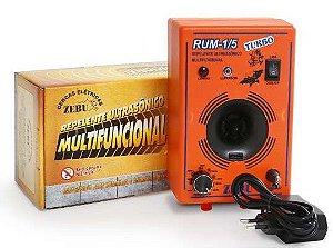 Repelente Eletronico para Ratos e Morcegos Turbo Ultrassonico