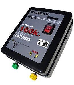 Cerca Elétrica Rural Cercanimal 10.000 km - Eletrificador de Cerca mod. Ap 160k