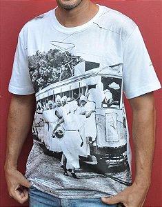 Camiseta Básica Filhos de Gandhy