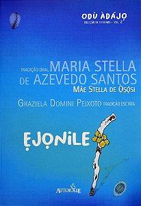 Ejonile - Odù Àdàjo - Coleção de destinos - Vol 2