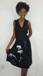 Vestido Criança Africana