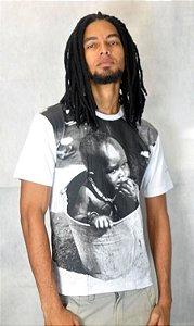 Camiseta Básica Criança Senegalesa