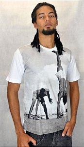 Camiseta Básica Capoeira