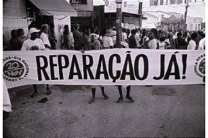 Lázaro Roberto - 1° Caminhada da Consciência Negra do Curuzu oa Pelourinho
