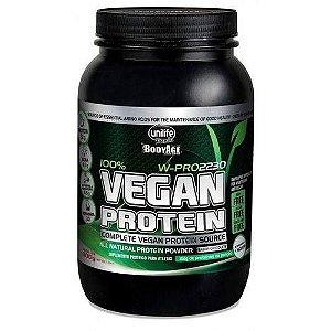 Whey Vegan Protein Sabor Chocolate 900gr Unilife