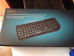 Lote com 55 Teclado: Ultra mini Keyboard Wireless