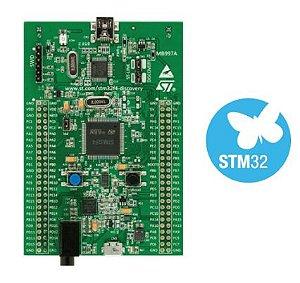 Lote com 2 unidades STM32 F4 Discovery