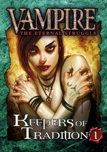 Vampire Eternal Struggle Keepers of Tradition 1