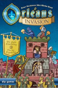 Orléans - Invasão