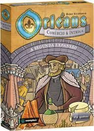 Orléans - Comercio e Intriga