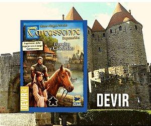 Carcassonne - Estalagens e Catedrais
