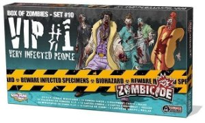 Zombicide - VIP (Very Infected People) - Box of Zombies (SET #1)