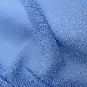 Tecido Crepe Katarina Azul Serenity 1,0 x 1,40