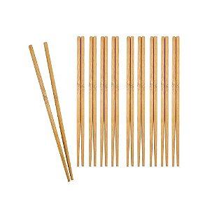 Hashi em bambu 10 pares - Casita
