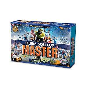 Jogo Quem sou eu? Master Esportes - Toia Brinquedos