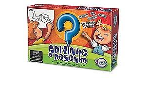 Jogo Adivinha o desenho - Toia Brinquedos