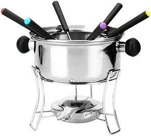 Conjunto para fondue 10 peças - Casita