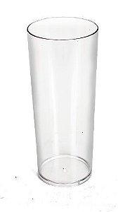 Copo cristal coquetel 330ml transparente Erca Plast