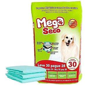 Tapete Higiênicos com atrativo canino - Mega seco