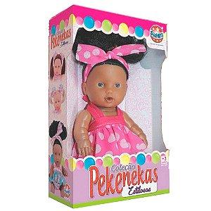 Boneca coleção pekenekas estilosas - Sid-Nyl