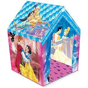 Barraca casinha das princesas Disney - Líder brinquedos