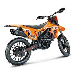Moto Motocross Racing - Roma brinquedos