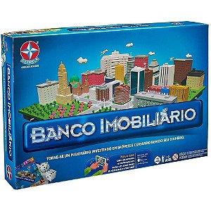Banco imobiliário  jogo de tabuleiro - Estrela