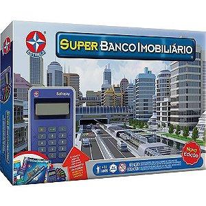 Super banco imobiliário c/ maquininha - Estrela