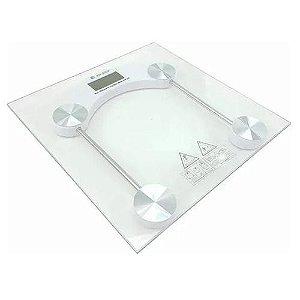 Balança Digital sensor de alta precisão cap. máx. 180Kg - Ayins Home