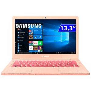 NOTEBOOK SAMSUNG F30 13.3P CEL N4000 4GB 64SSD W10 - NP530XBB-AD3BR