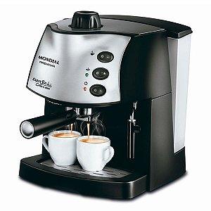 CAFETEIRA ESPRESSO 800W COFFEE CREAM C-08 127V