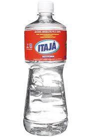 ALCOOL ABSOLUTO 99,5 (ITAJA) 1lt