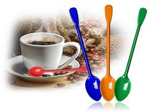 MEXEDOR P/ CAFE COLHERINHA CRISTAL (PLASTFOOD) PCT C/200un
