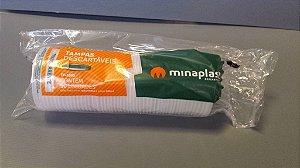 TAMPA COPO 500ml (TP-1000 MINAPLAST) pct c/ 50un