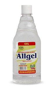 ALCOOL GEL 70% BACTERICIDA (ITAJA) - 500 ML