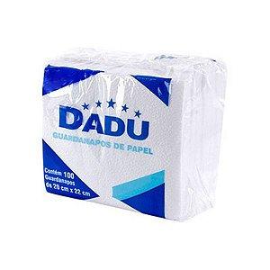 GUARDANAPO (DADU) 32X28 G (C/100fls)