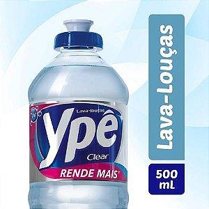DETERGENTE CLEAR (YPE) 500ml