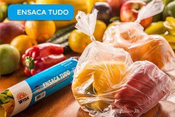 BOBINA ENSACA TUDO 5KG C/ 100 (WYDA)